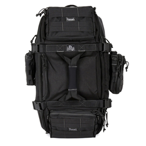 Albatross Full Molle - Black