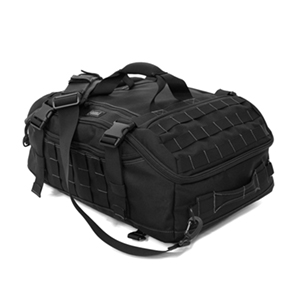 Albatross EDC 3Way Bag - Black