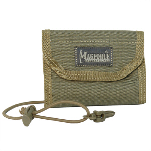 Travel Wallet - Khaki