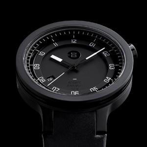 Layer Leather - Black / Black