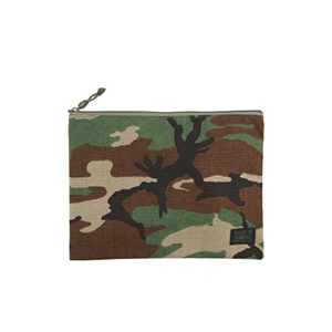 Tool Pouch L - Woodland Camo
