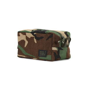 Mesh Multi Bag - Woodland Camo