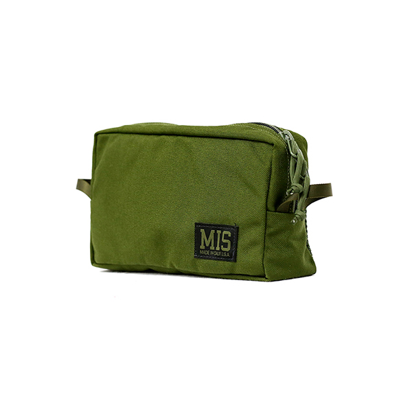 Slim Mesh Multi Bag - Olive Drab