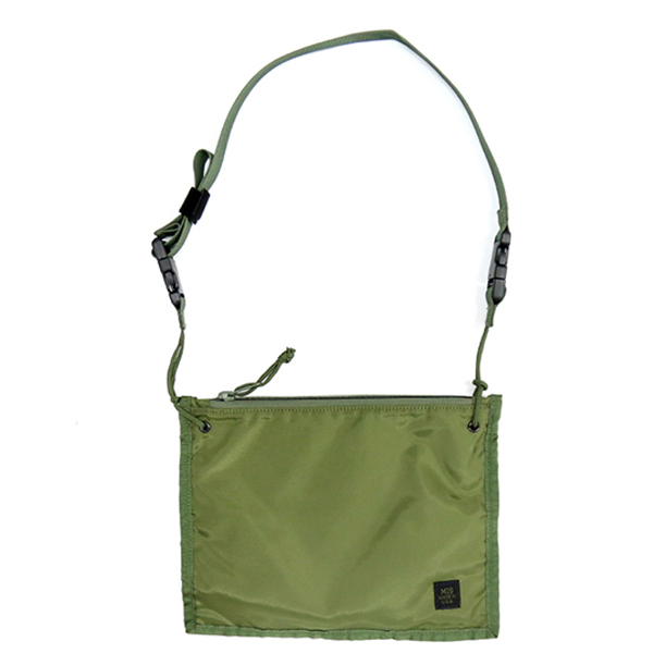 2Way Pouch - Olive