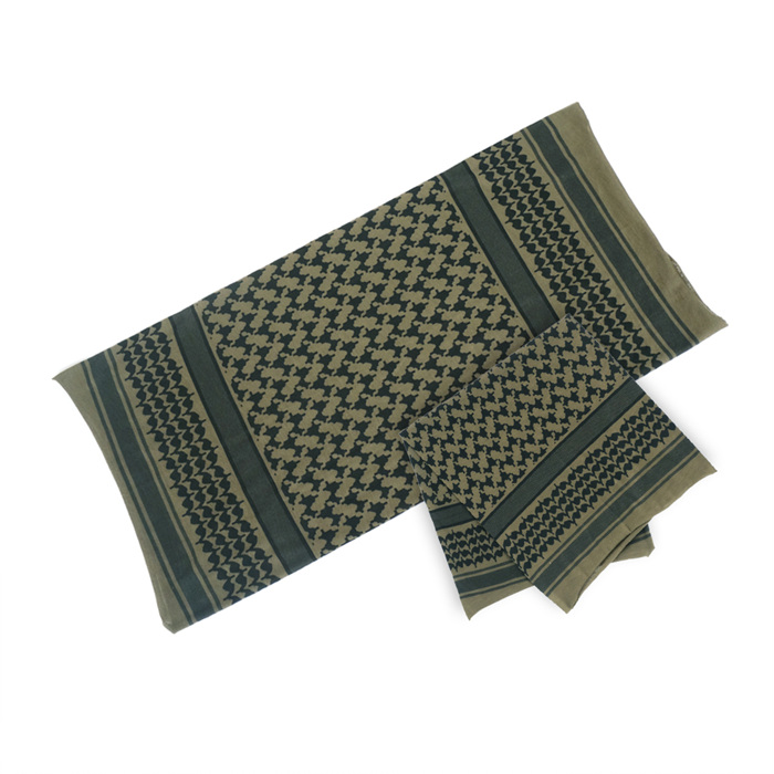 MSM Shemagh Multi Scarf - ODGreen