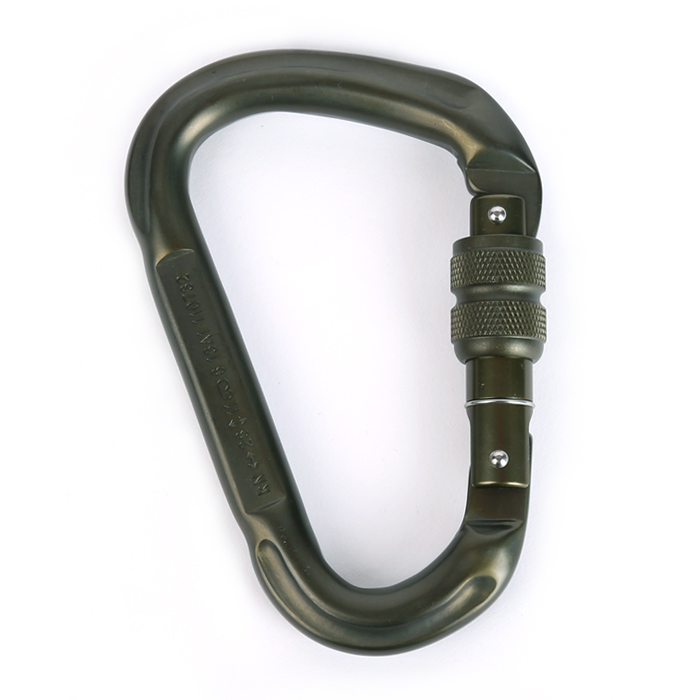 MSM Pear-S Carabiner - Foliage