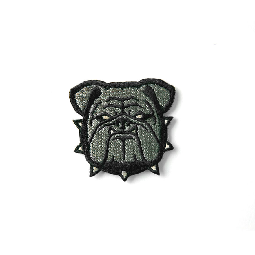 Bulldog Head - Small - ACU