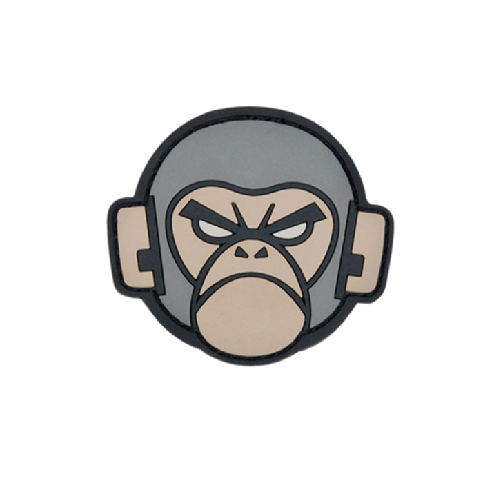 Monkey Head PVC - ACU-Dark