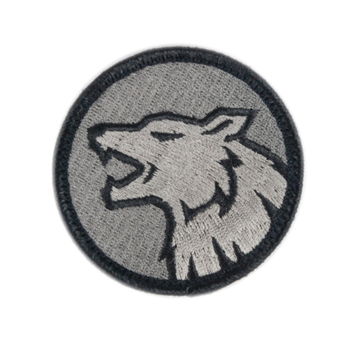 Wolf Head - ACU-Dark
