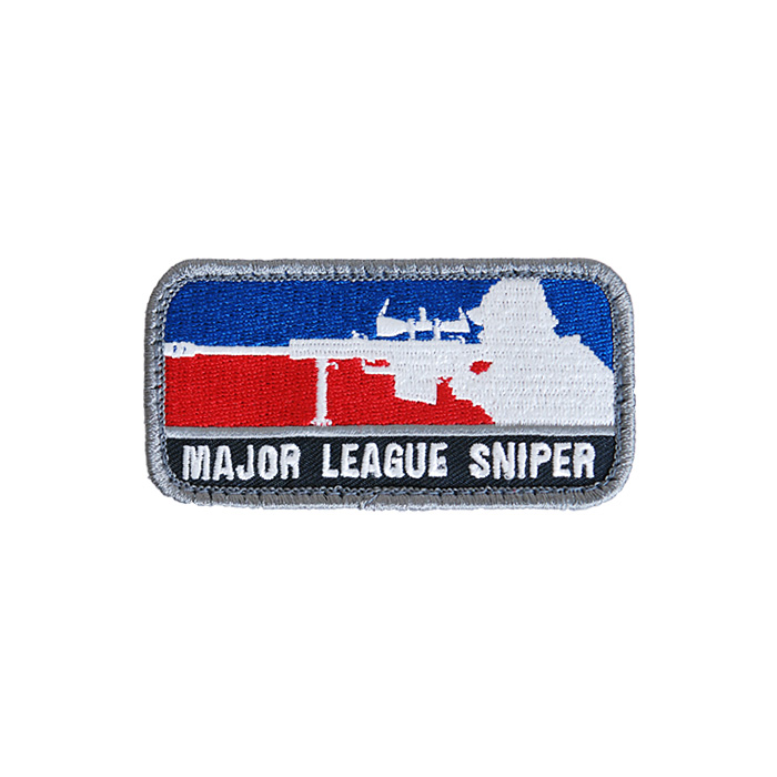 Major League Sniper - Full Color