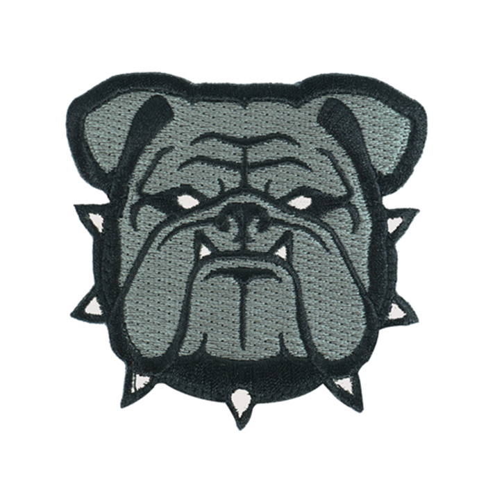 Bulldog Head - Large - ACU