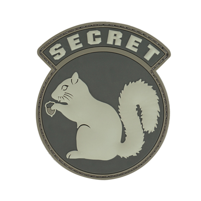 Secret Squirrel PVC - ACU-Light