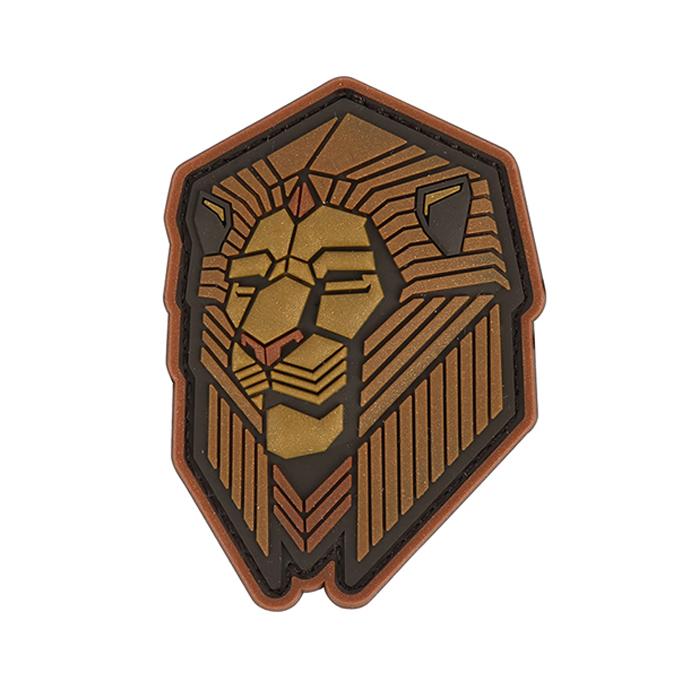 인더스트리얼 사자 PVC - Bronze