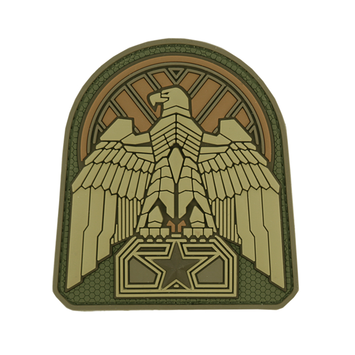Industrial Eagle PVC - MULTICAM