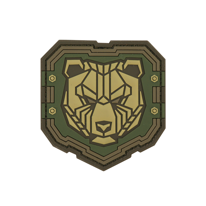 Industrial Bear PVC - MULTICAM