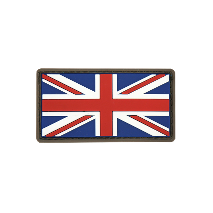 British Flag PVC - Full Color