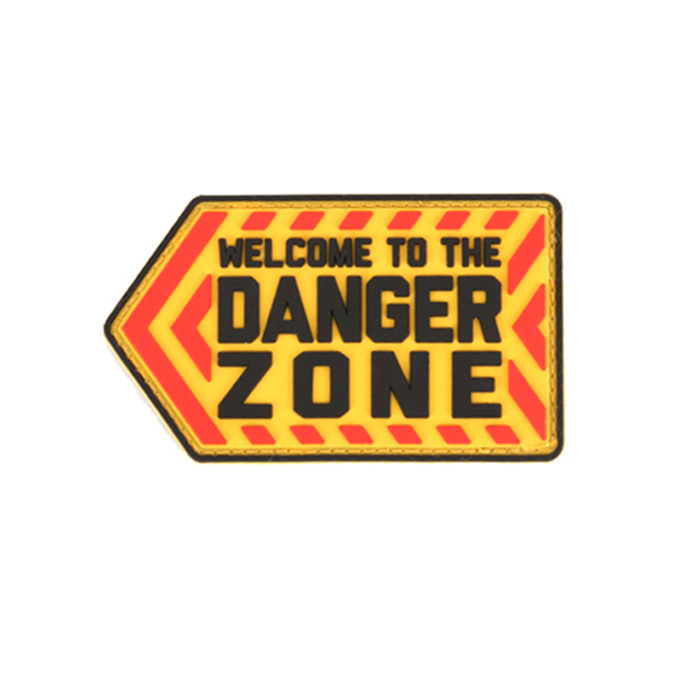 Danger Zone PVC - Full Color