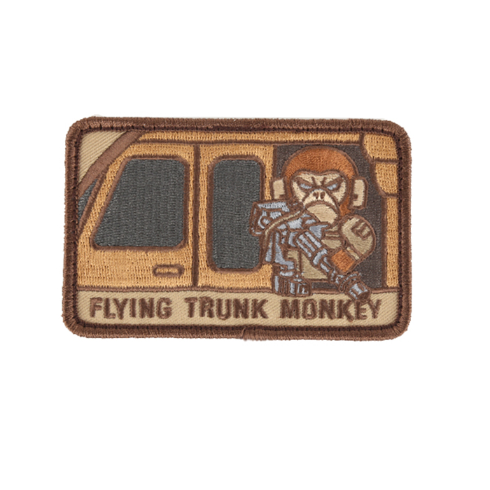 Flying Trunk Monkey - Desert