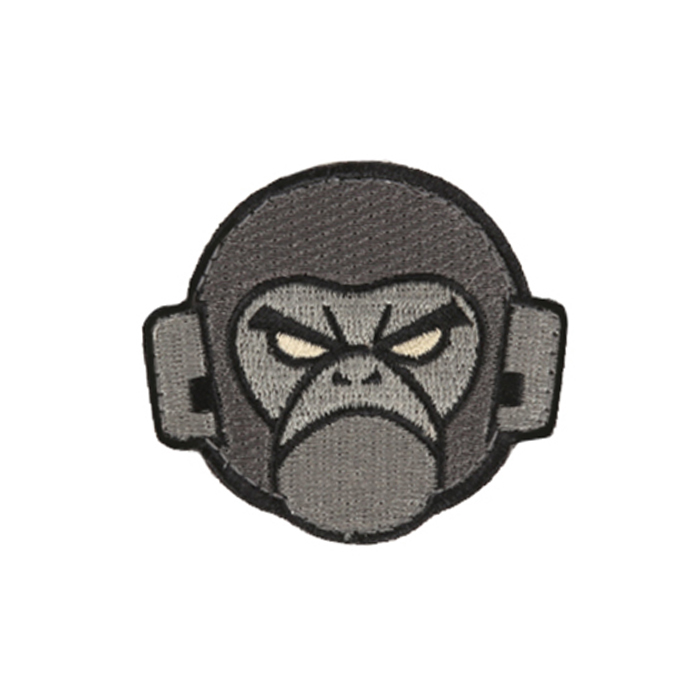 Monkey Head Logo - ACU-Dark