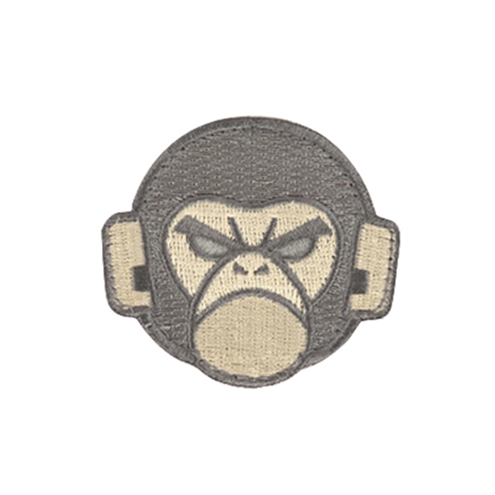 Monkey Head Logo - ACU-Light
