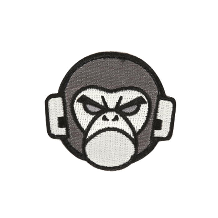 Monkey Head Logo - SWAT