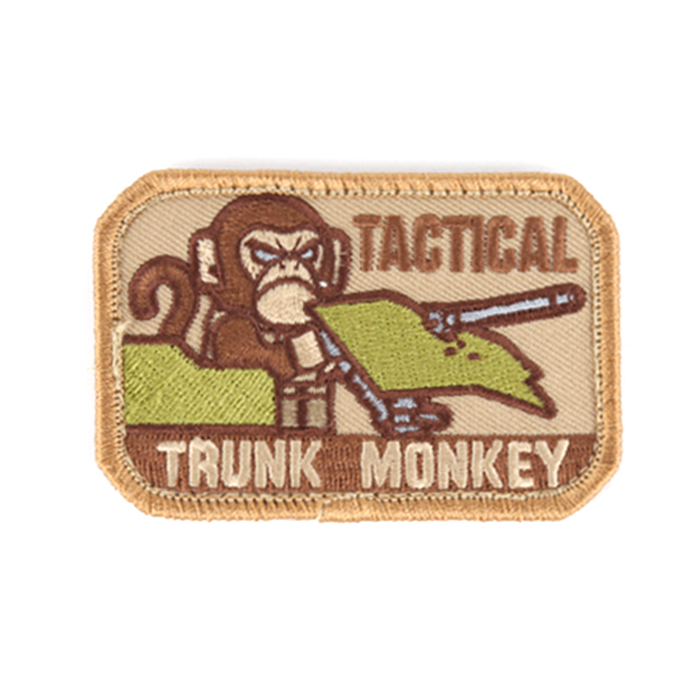 Tactical Trunk Monkey - DESERT