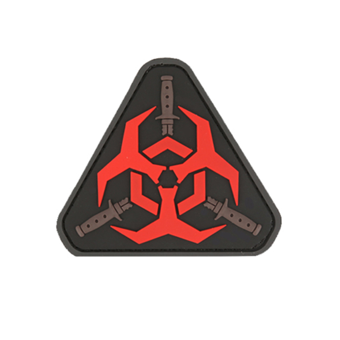 Outbreak Response PVC - Red
