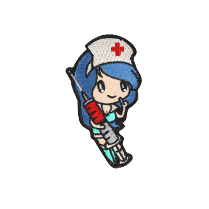 Nurse Girl - Blue