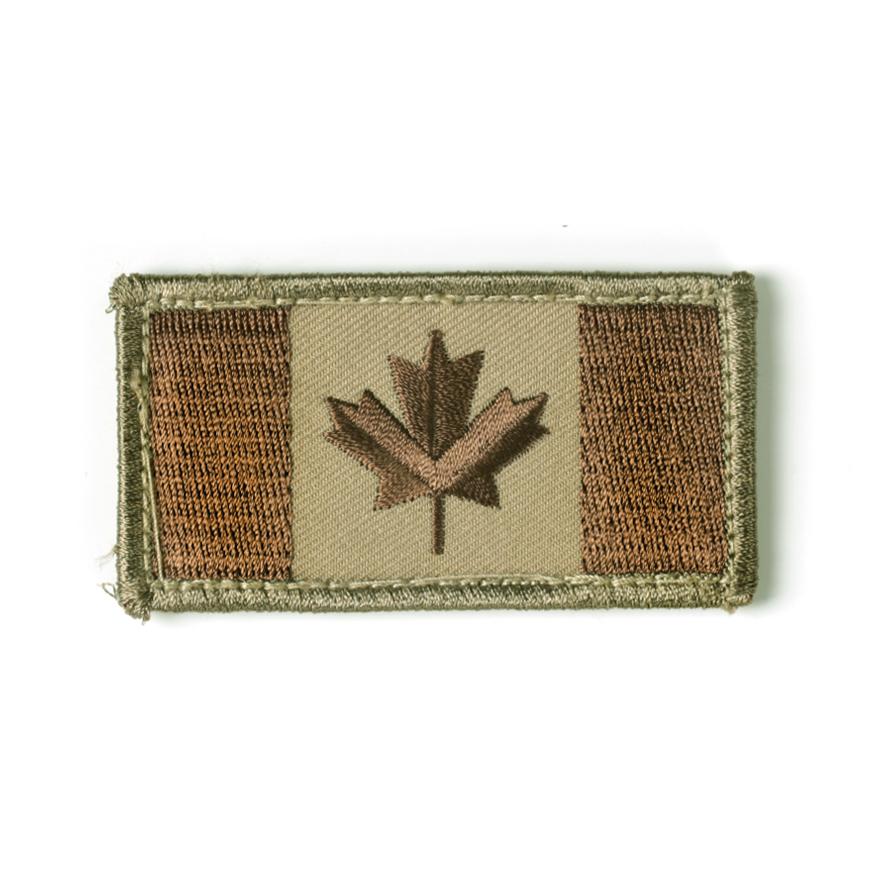 캐나다 국기 - Desert