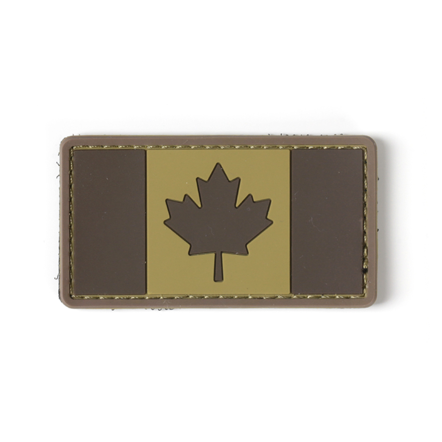 캐나다 국기 PVC - Desert