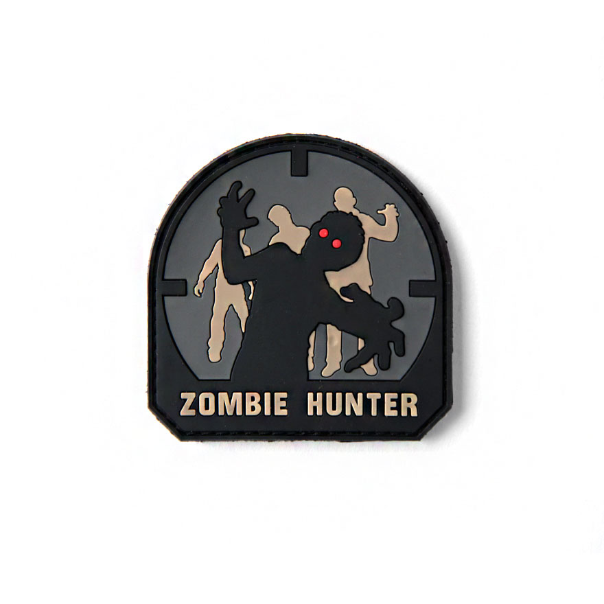 Zombie Hunter PVC - Acu-A