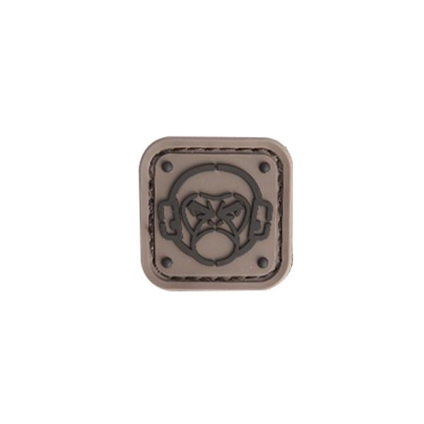 밀스펙 몽키 스텐실 버전 PVC 1 inch - URBAN