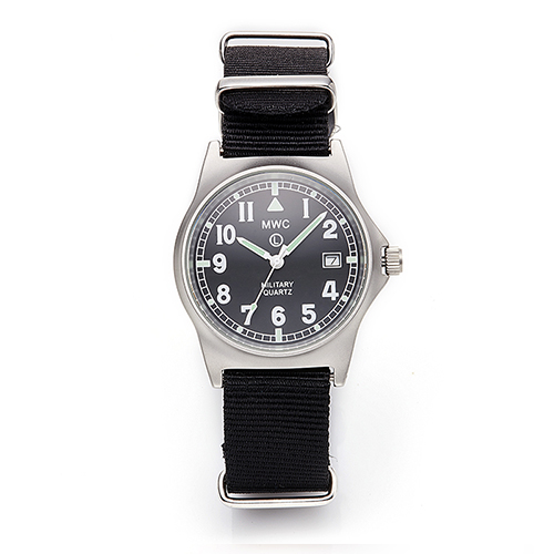 G10LM European Pattern Stainless Steel Military Watch