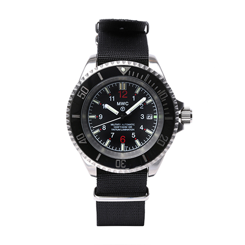 24 Jewel 300m Automatic Divers Watch with Tritium GTLS