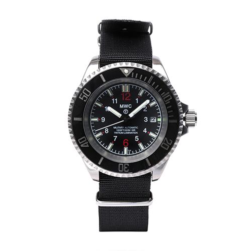 24 Jewel 300m Automatic Divers Watch with Tritium GTLS