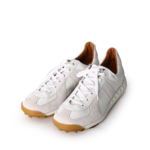 German Military Trainer Tech - White