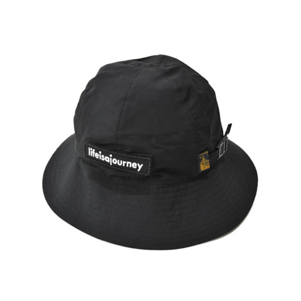Go Out Hat - Black