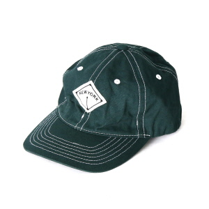 Dyed B.B Cap - F.Green
