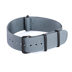 Nato Strap PVD - Grey 20mm