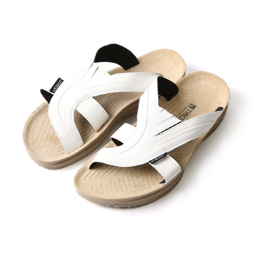 TRIOP,Refurb Terra Army Slipper - White/28