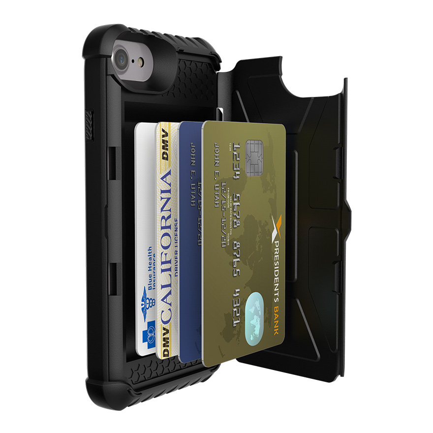 iPhone 7/6S Card - BLK