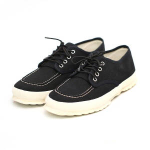Work Oxford Moc - toe Type - Black
