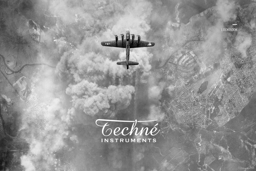 TECHNE,TECHNE WITH VINTAGE PHOTOS